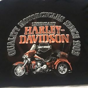 Harley Davidson Small T Shirt New Without Tags